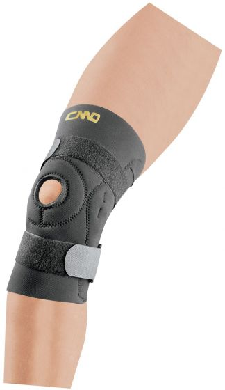Cmo Straight Hinge Knee Support