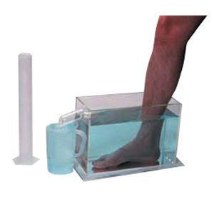 Lower Extremity Volumeter Foot