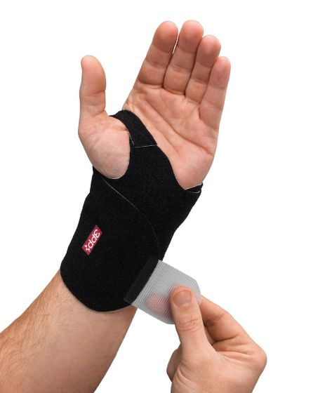 Wrist Wrap- Small/Medium Black