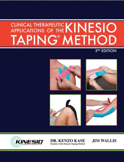 Kinesio® Clinical Therapeutic Applications 3rd Edition