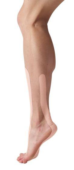 Spidertech Gentle, Ankle