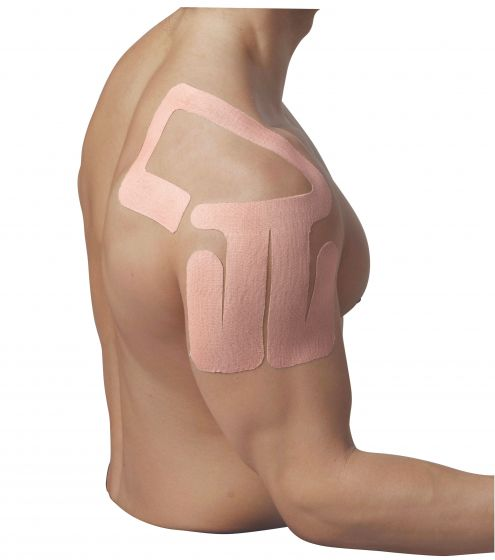 Spidertech Gentle, Left Shoulder