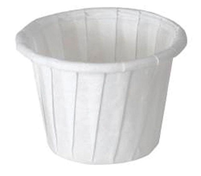 Paper Souffle Cup - 3/4Oz - 5000/Case