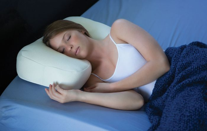 Splintek® SleepRight® Side Sleeping Pillow