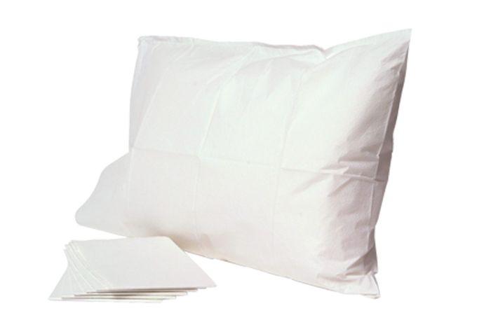 Premium Paper Pillow Cases, 100/Case, 21