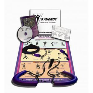 Synergy Whiplash Rehab Dvd Kits