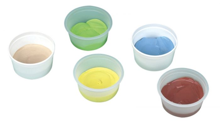 MaddaPlas Color Coded Therapy Putty - 2oz