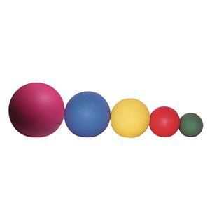 Set Of Medicine Balls (1,2,5,7 & 11Lbs)