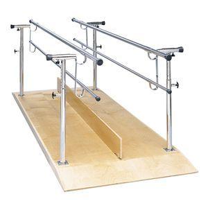 Divider Board For Platform Mounted Parallel Bars