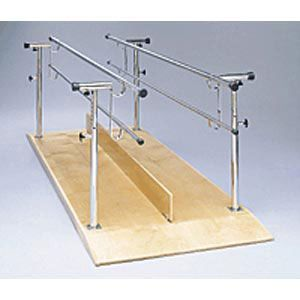 Platform Mount Parallel Bars