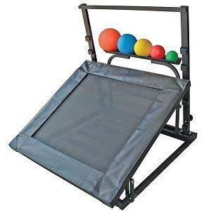 Adjustable Rebounder Set W/Handle - Incl Rack & Ba