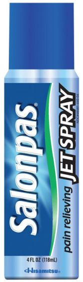 Salonpas® Pain Relieving Jet Spray- Each