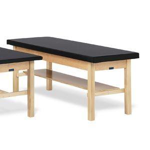 Bailey Basic Treatment Table With Shelf, 2