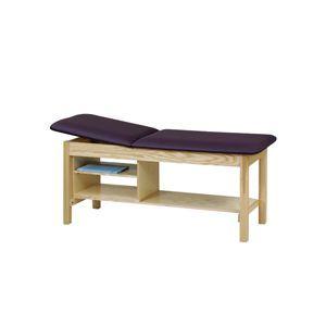 Straight Line Treatment Table W/3 Shelves, 30