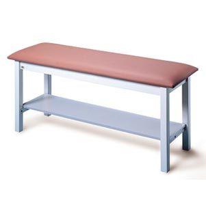 Hausmann H-Brace Treatment Table W/ Shelf 24
