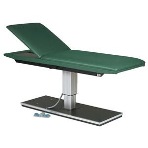 Hausmann Powermatic Treatment Table W/ Pwr Bkrest
