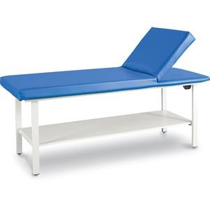 Pro-Series Table W/ Adjustable Back & Shelf 25