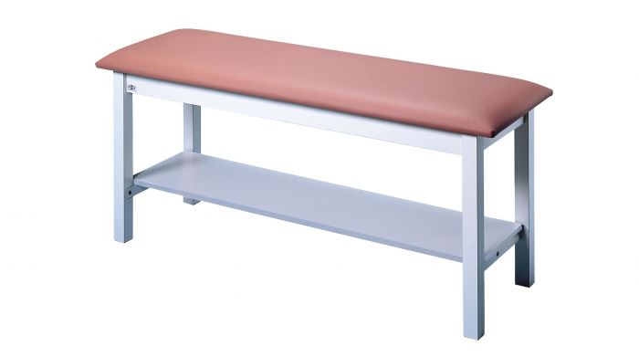 Hausmann Treatment Table With Shelf 27