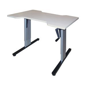 Hausmann Hand Therapy Hydraulic Table 48