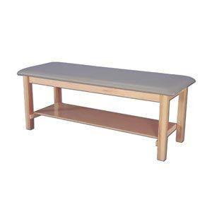 Treatment Table With Plain Shelf