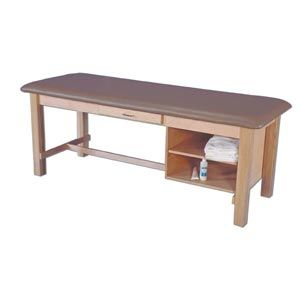 Treatment Table With Drawer & Adjustable Shelf