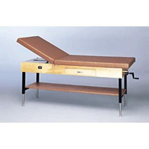 Crank Adjustable Hi-Low Treatment Table 25