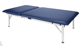 Fixed Height Mat Platform W/ Backrest 4' X 7'