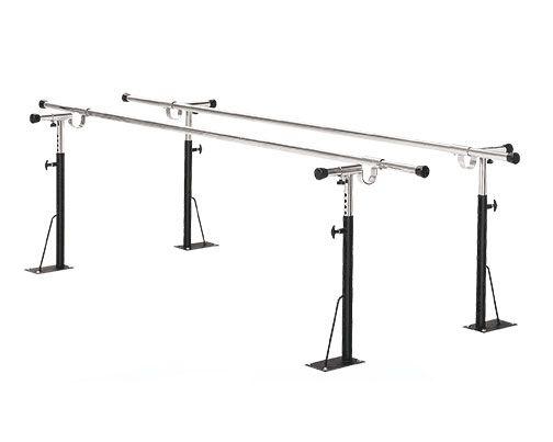Floor Mounted Parallel bars