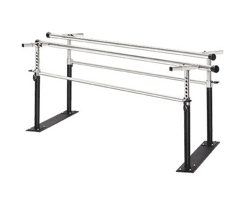 Folding Parallel Bars