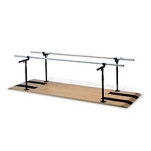 Hausmann Platform Mounted Parallel Bars