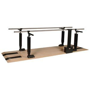 Power Height Parallel Bars 10'L