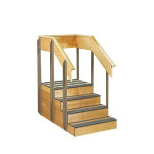One Sided Staircase 36