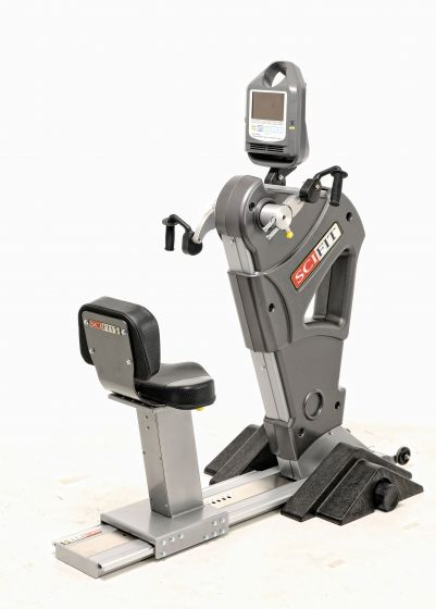 Scifit Pro Sport Upper Body: Fixed Cranks Low Back