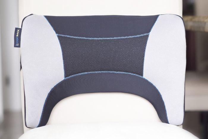 LogicBack Supreme® Back Support Cushion & Backrest