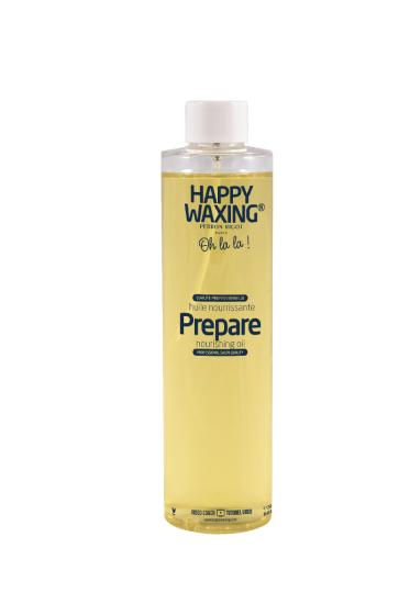 Happy Waxing Prepare Nourishing Oil, 250 ml