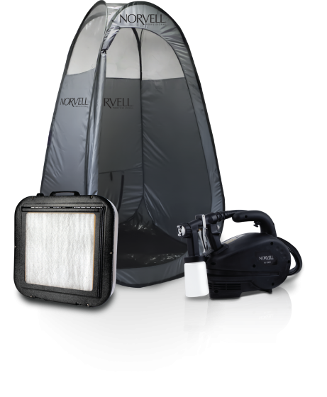 Norvell Mobile Sunless Spray Tanning Kit