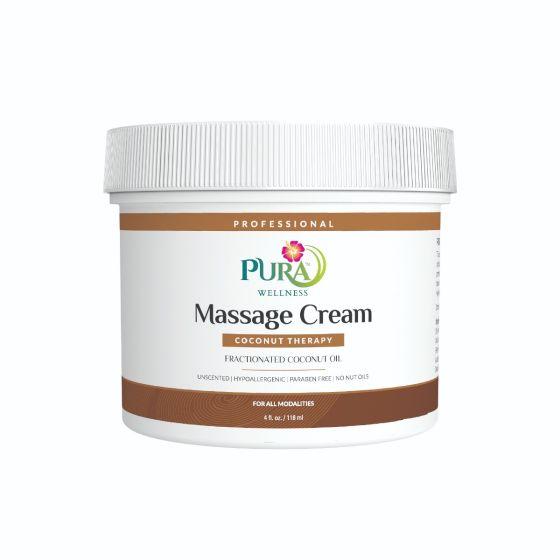 Pura Wellness™ Coconut Therapy Massage Cream
