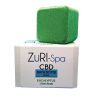 ZuRI™ Spa CBD Bath Bomb