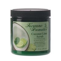 Keyano Aromatics Coconut Lime Body Scrub