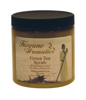Keyano Green Tea Scrub