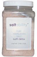 Saltability Himalayan Detox Bath Salt