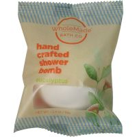 WholeMade® Essential Oil Mega Shower Bomb