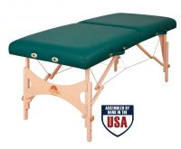 Oakworks® Aurora Portable Massage Table