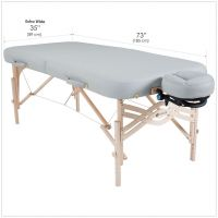 "EarthLite® Spirit™ 35"" Massage Table Only"