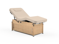 Oakworks® Clinician™ Electric-Hydraulic Lift-Assist Salon Top