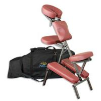 NRG® Grasshopper Massage Chair Special with Face Cradle Covers