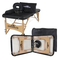StrongLite® Olympia Portable Massage Table Package