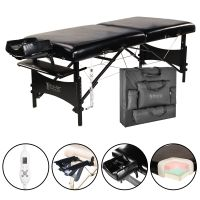 Master® Massage Galaxy™ Therma-Top® Portable Massage Table Package