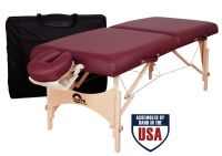 """Oakworks® """"One"""" Massage Table Package (CARRY CASE IS OUT OF STOCK)"""