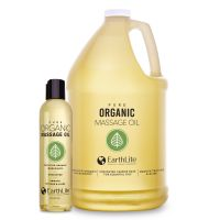 EarthLite® Pure Organic Massage Oil